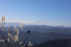 大岳山からのパノラマ